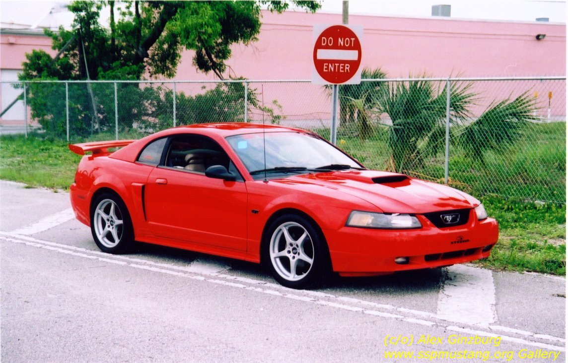 Ford Mustang 2000 Gt >> Not your average unmarked car | Lizard Lounge | Crownvic.net