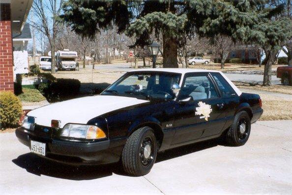 Mustang Car Show Texas